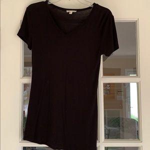 Tops - Black T Shirt